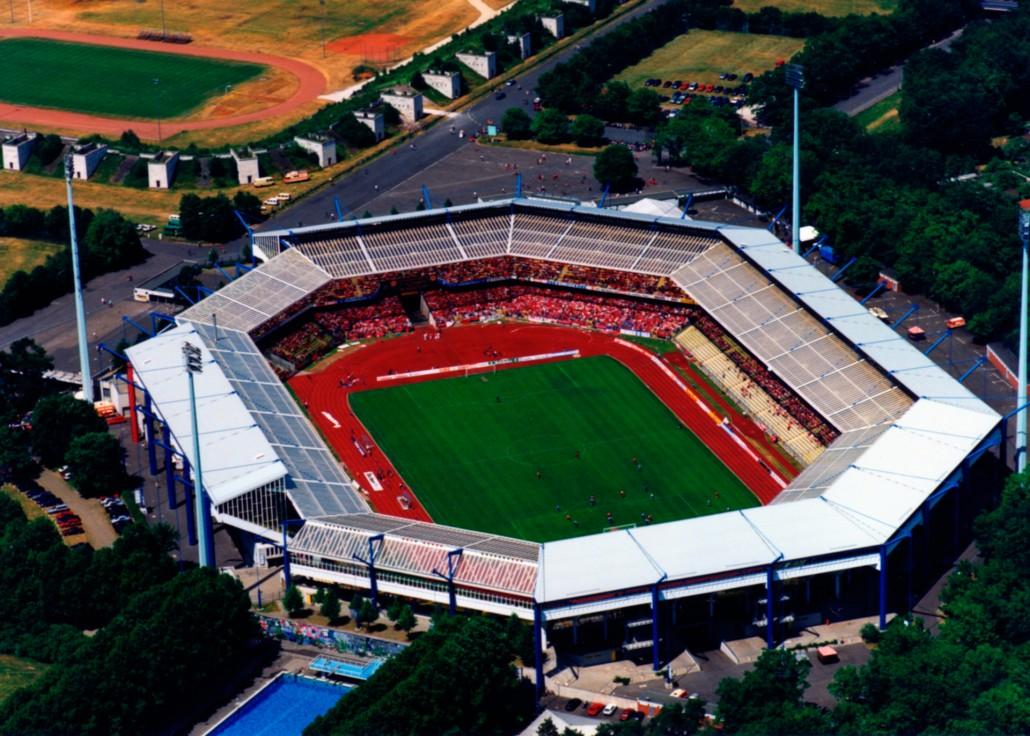 Nürnberg Frankenstadion